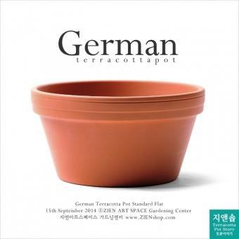 [지앤숍 토분이야기] 신상 독일토분 스탠다드 플랫 standard flat의 썸네일 사진