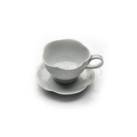 백자 연잎 커피잔세트 썸네일 사진